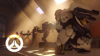 Overwatch Gameplay Trailer thumbnail