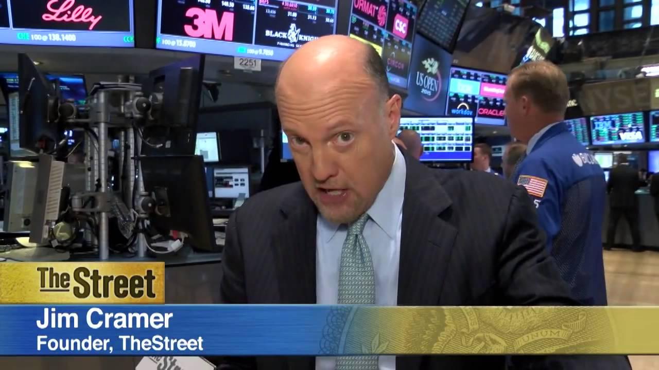 Stock options jim cramer