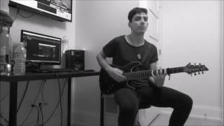 A Day To Remember   Exposed   GUITAR COVER FULL (NEW SONG 2016) HD