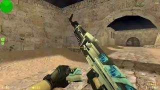 cs 1 6 ak vulcan on csgo animations for cs 1 6 mod showcase 73