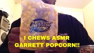 GARRETT POPCORN!!