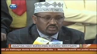 Uchunguzi wa tukio la Westgate kuongozwa na kamati ya bunge