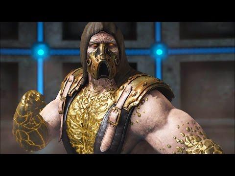 Mortal Kombat X - Tremor Online Ranked Matches