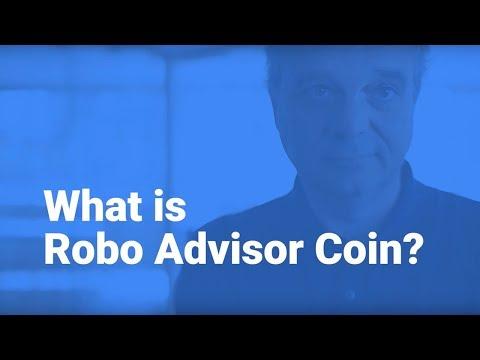 What Is Robo Advisor Coin - RAC ICO