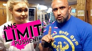 Sich gegenseitig ans LIMIT pushen | Trainingsmotivation