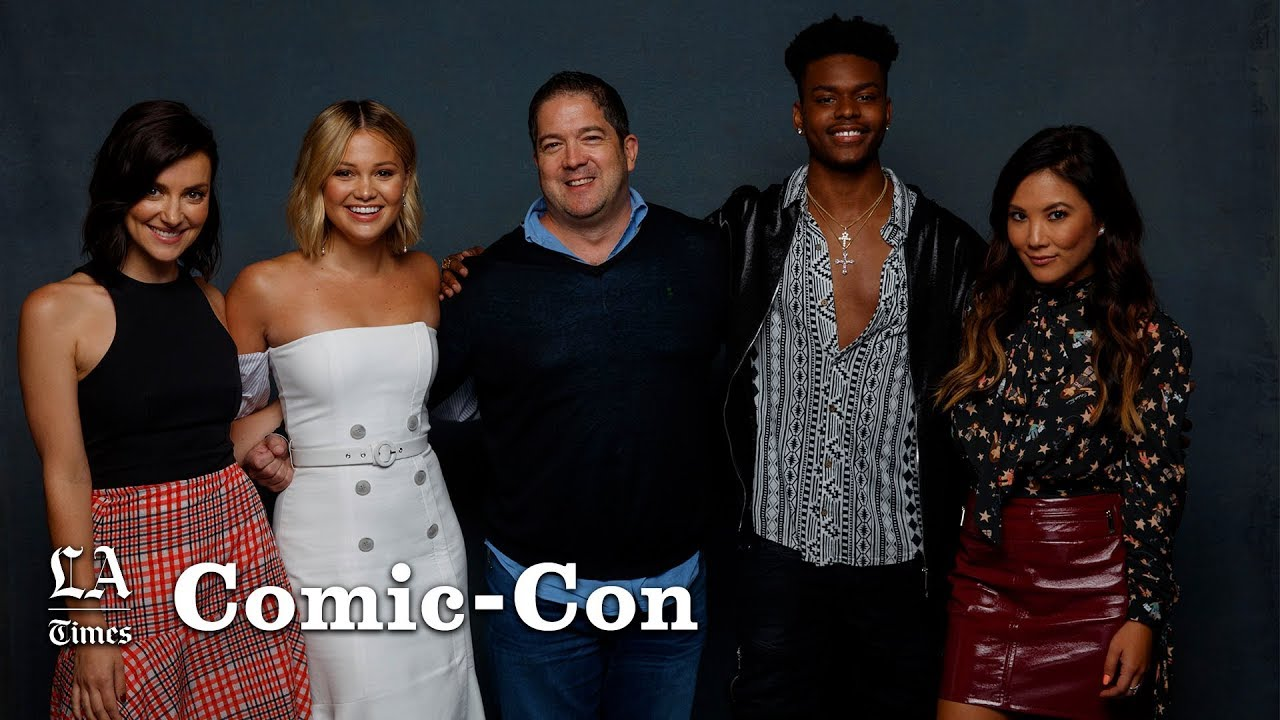 'Cloak & Dagger' team on 'fridging' that male character | Comic-Con