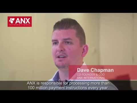 Company profile of ANX International with Ken Lo, Hugh Madden and Dave Chapman