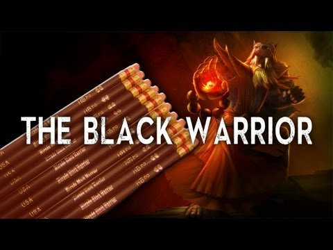 Sam's Story Time : The Black Warrior