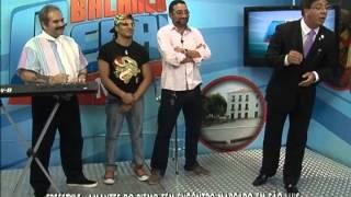 TONY GARCIA E REINALD-O NO BALANCO GERAL, 07/06/2013
