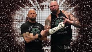 WWE Gallows & Anderson Theme Song Omen In The Sky (High Pitched)