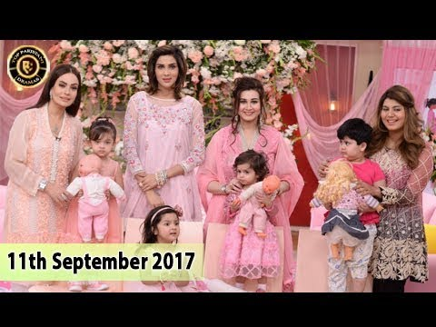 Good Morning Pakistan - 11th September 2017 - Top Pakistani show