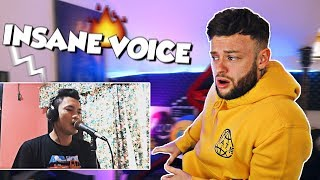 Dens Gonjalez - November Rain REACTION  |  MOST INSANE VOICE !