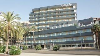 Spain, Mallorca, Palma city, Hotel Costa Azul. Video review HD 1080p