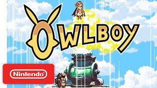 Owlboy Trailer - Nintendo Switch