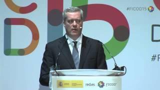 Porter Erisman Addresses FICOD Conference in Spain