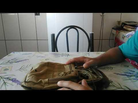 189b21b35 bolsa para pesca do aliexpress - YouTube