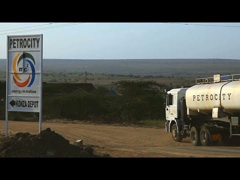 Petrocity Kenya - Honeywell's Integrated Solutions & Services Improve Terminal Operations
