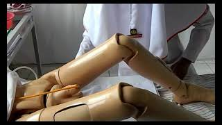 tindakan keperawatan pemasangan kateter Pria