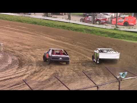 Genesee Speedway Bandit Heats10-26-19
