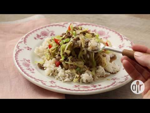 How To Make Black Pepper Beef And Cabbage Stir Fry | Stir Fry Recipes | Allrecipes.com