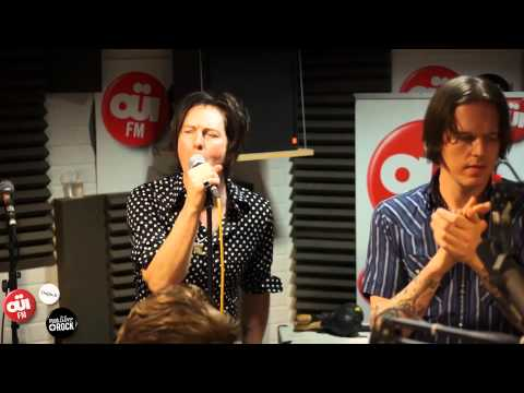 The Jim Jones Revue - Slippin' And Slidin' - Session Acoustique OÜIFM
