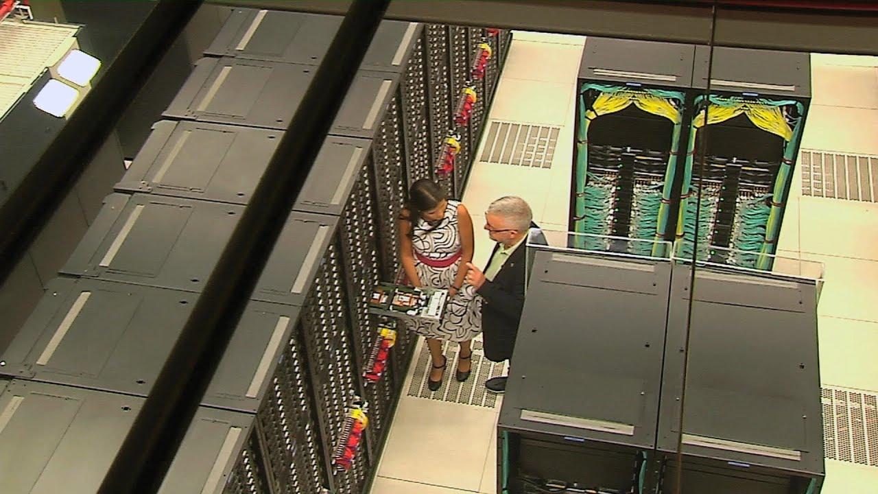BBC عربية:ثالث أكبر كمبيوتر فائق, أو Super Computer في أوروبا - 4Tech