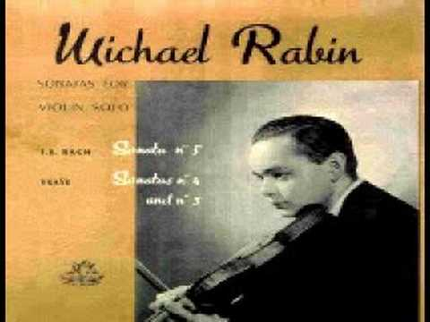 Michael Rabin - Méditation by Massenet