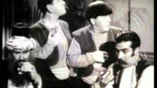 The Three Stooges - Malice In the Palace