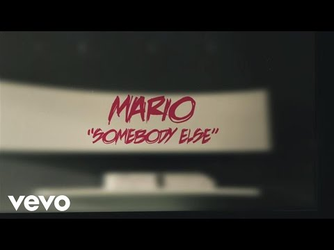 Mario - Somebody Else (Lyric Video) ft. Nicki Minaj