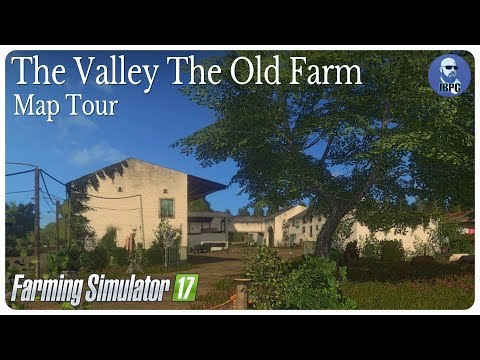 FS17: The Valley The Old Farm Map Tour