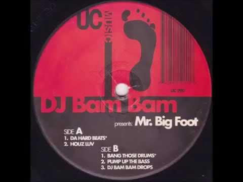 DJ Bam Bam Bang Those Drums