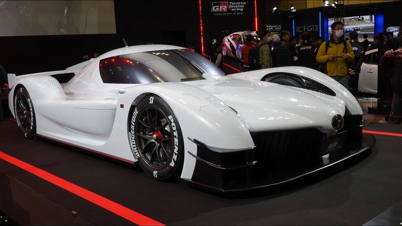 トヨタ gr スーパー スポーツ