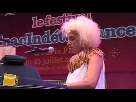 Martina Topley Bird - Golden Brown - Festival fnac indéten