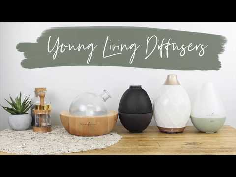 Which Young Living Diffuser to get?