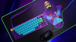 X-Ray Pad Custom Thor MousePad + Skeletor Build Update!