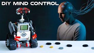 Mind Controlled Robot / Wheelchair Using Arduino