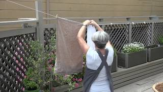 linen care made easy tricia shows you how to care for your linens
