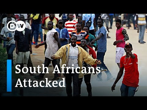 Retaliation attacks against South Africans in Nigeria | DW News