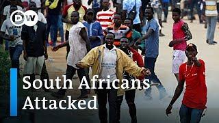 Retaliation attacks against South Africans in Nigeria | DW News