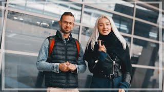 Настя Ивлеева и Антон Птушкин ❖ VLNY - Давай | Орёл и Решка |