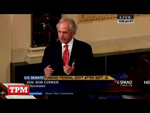 Bob Corker To Ted Cruz: You Are Confused