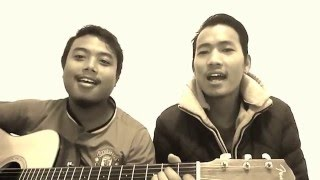Nabin K Bhattarai- Aakhama Timilai- cover by Arun And Bms
