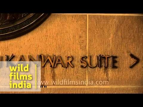 Maharani Badankanwar Suite at Umaid Bhawan Palace - Rajasthan