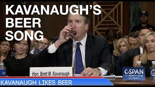 Brett Kavanaugh's Beer Song - OFFICIAL MUSIC VIDEO