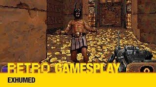 Retro GamesPlay: Exhumed + Extra Round: Arcade Volleyball