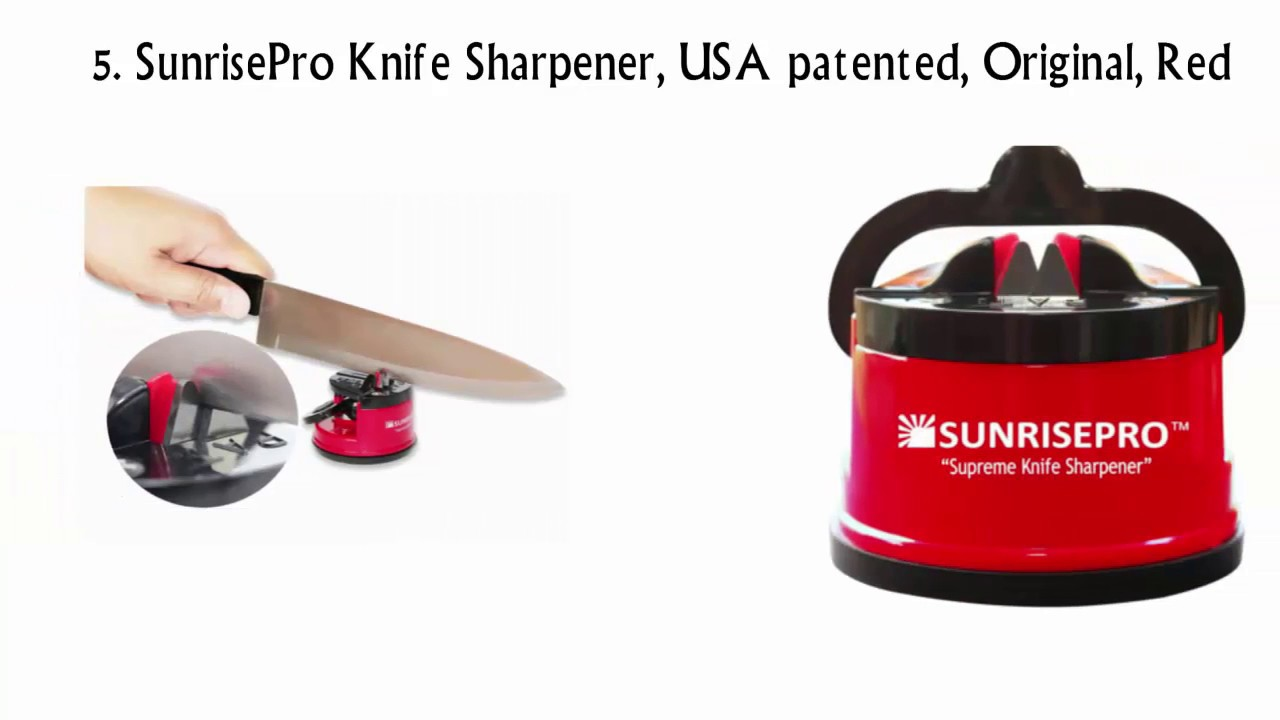 best cheap electric kitchen knife sharpener 2017 youtube