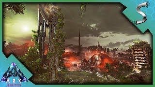 ARKS 3RD EXPANSION IS ON EARTH ARK EXTINCTION - SNEAK PEEK  THEORY - ABERRATION ENDING CINEMATIC