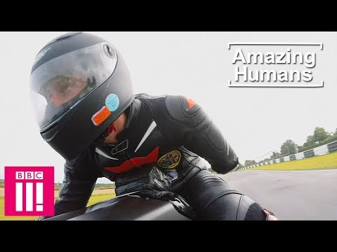 The One Armed Bike Racer Helping Others To Race