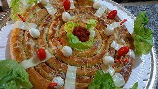 كواليس اطباق الضيافة والمناسبات/محنشة لذيذة جدااااا الكفتة احد مكوناتها من يد ممونة حفلات محترفة