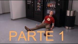 Sheldon sufre de abstinencia a la cafeina parte 1 la teoria del big bang